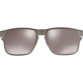 Oakley Holbrook Metal Okulary, matte gunmetal/prizm black polarized